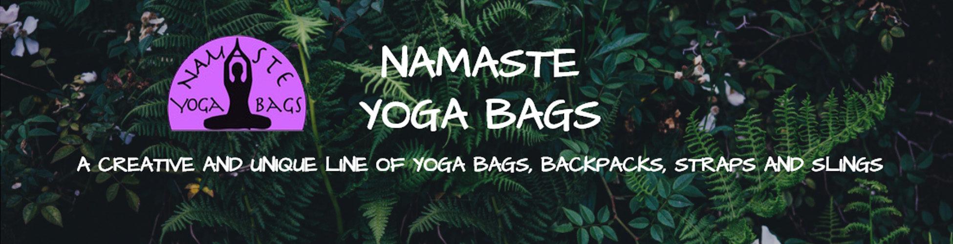 Namaste Yoga Bags Logo